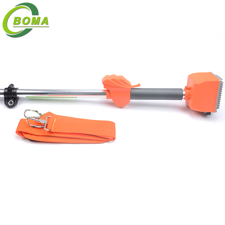 Manufacturer Motor Powered Grass Cutting Machine Weeding Trimmer
