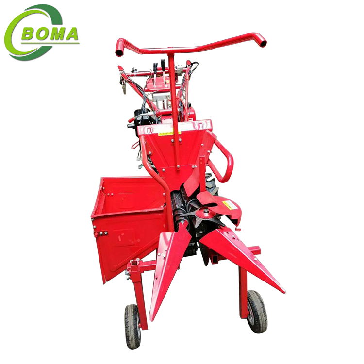 Low Price Good Quality Mini Combine Corn Harvester Maize Reaper
