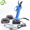 Algricultural Use Mini Electric Scissors With Two Lithium Battery