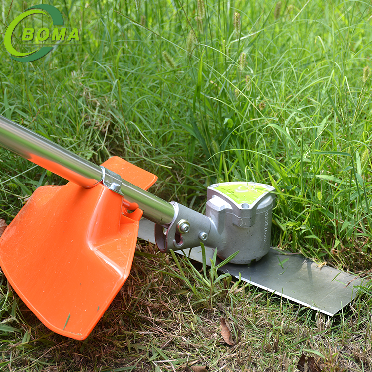Low Price Long Mini Pole Weed Cutter for Landscape Construction And Environmental