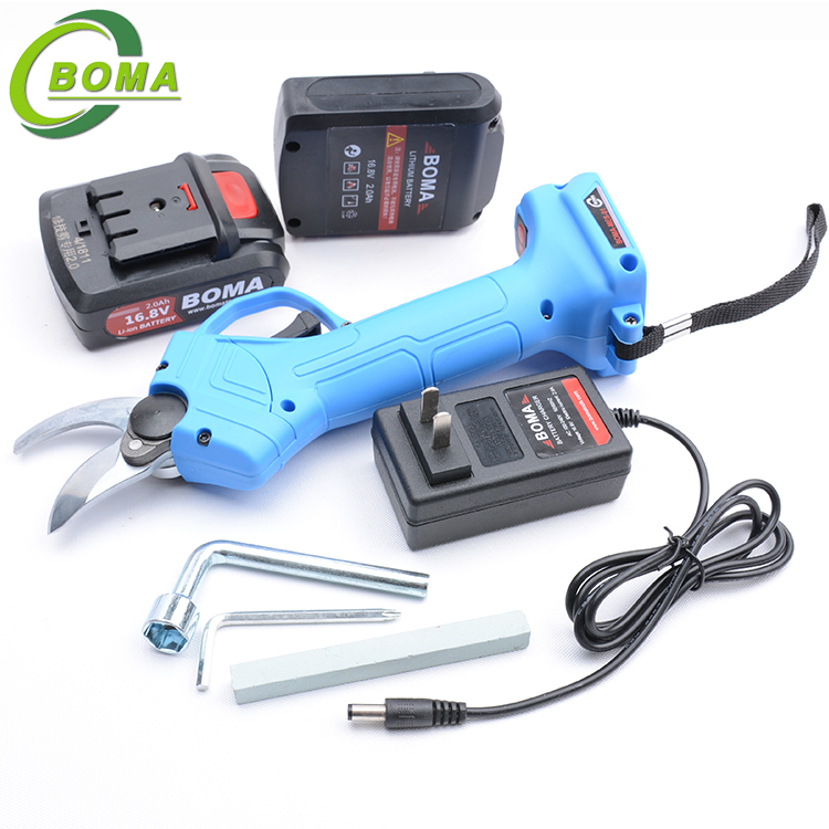 BOMA Brand Light Weight Electric Tooling Scissors for Farm Field