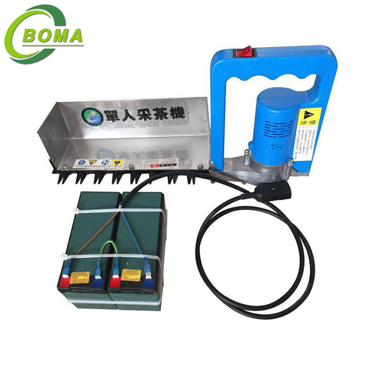 Hot Sale Battery Powered Tea Plucking Machines