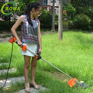 Easy to Operate Long Pole Grass Slasher for Municipal Gardens