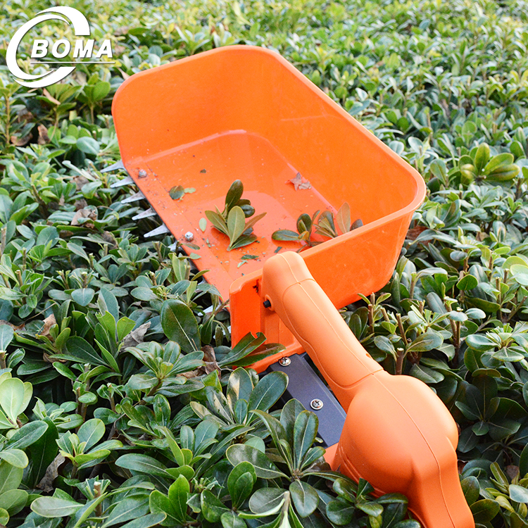 New Waterproof Brushless Mini Tea Harvester New Agriculture Invention