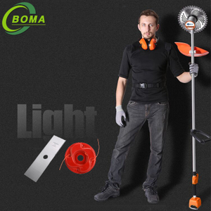 Low Price Electric Brush Cutter And Grass Trimmer
