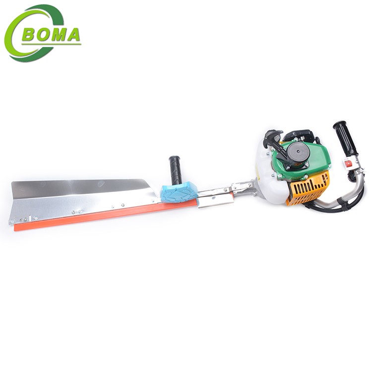 New Invention Gasoline Single Blade Tea Plucking Machine Gardening and Agricultural Tools with 2 Stroke Engine for Tea Trimmer