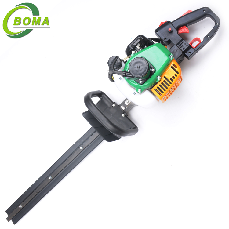 Petrol Double Blades Hand Tea Pruning Machine Hedge Trimmer for Cutting Tea Leaf