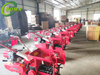 Easy to Operate Walk-Behind Mini Maize Harvester for Harvest Corns And Crush Straw