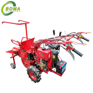 High Efficiency Multipurpose Equipment Small Corn Reaper Machine for Corn Harvesting