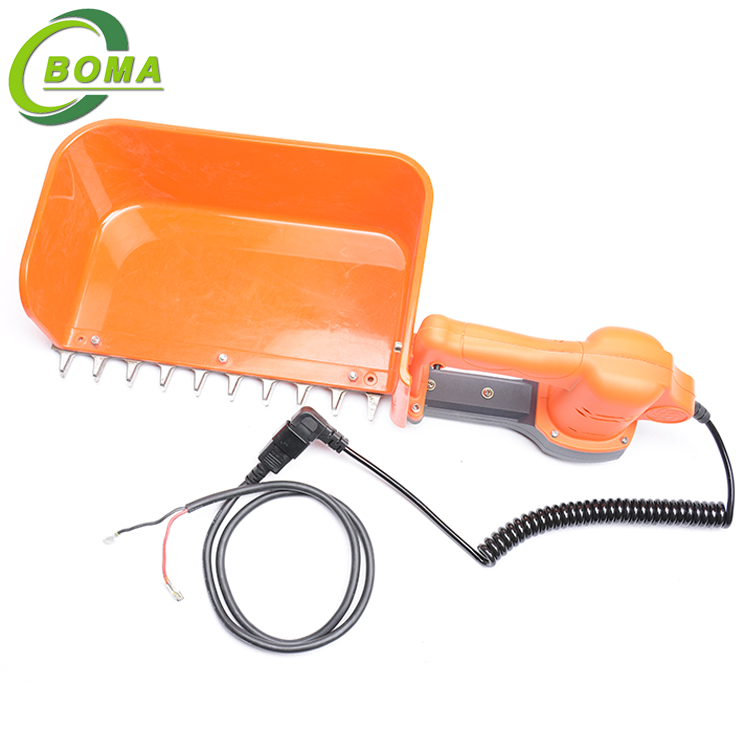 Waterproof Agricultural Use Mini Tea Harvester with Brushless Motor