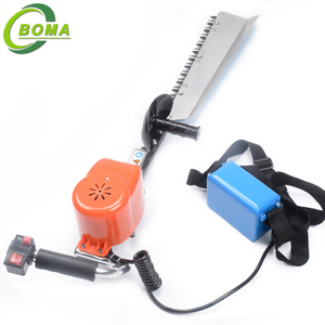 High Efficiency Gasoline Single Blade Tea Pruning Machine for Tea Leaf Branch