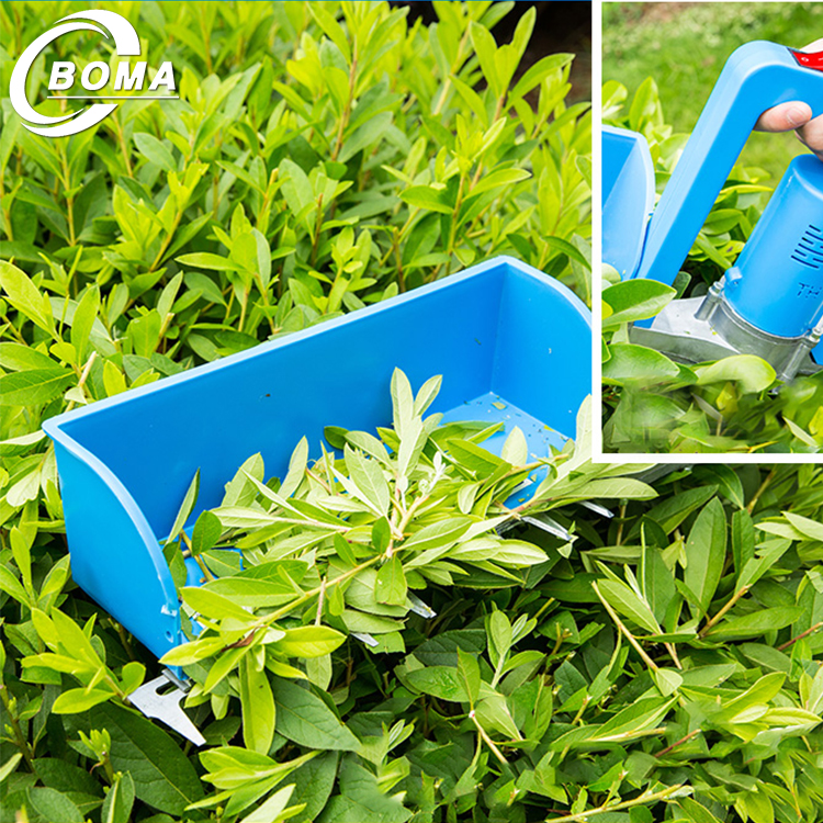 New Invented Portable Small Tea Leaf Plcking Machine