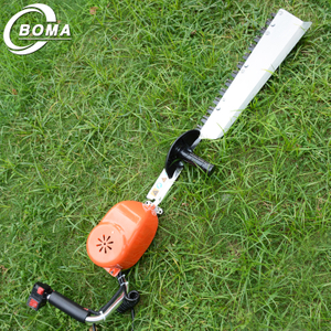 Electric Single Blade Speed Adjustable Garden Tree Bush Hedge Trimmer for Landscaping