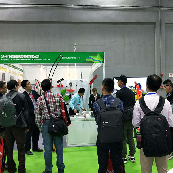 BOMA TOOLS attend the10th Guangzhou International Garden Machinery Fair from March 21st to 23rd