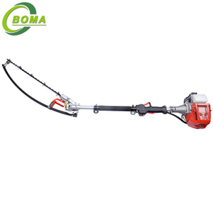 Professional 2 Stroke Petrol Hedge Cutters for Municipal Garden