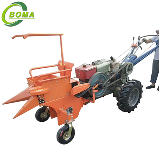 BOMA-STH-800 Tractor Mounted Small Corn Harvester Machine for Agricultural Use