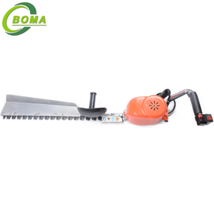Electric Hedge Trimmer Tea Bush Pruning Machine for Tea Plantation