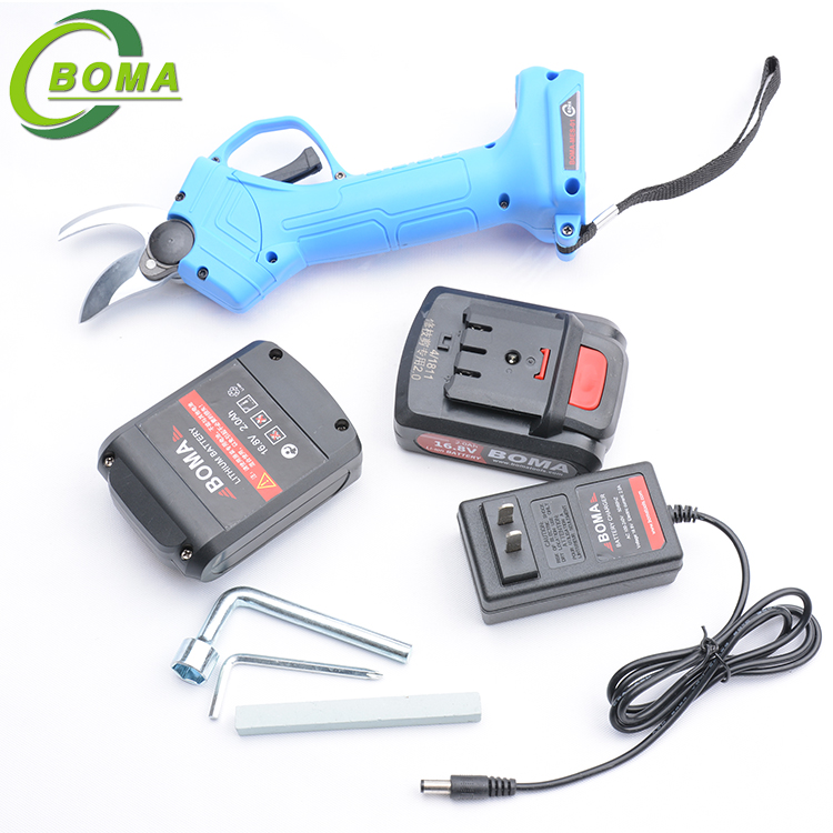 High Quality Cordless Rechargeable Garden Hand Tools for for Flowers