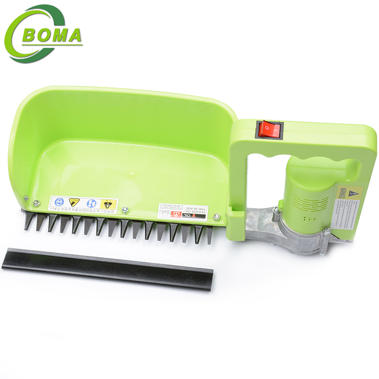 Low Price Sharpening Tea Hedge Trimmer for Tea Tree Branch