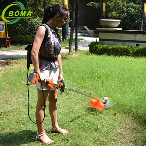 Single Man Electric Weed Remover for Real Estate Landscape
