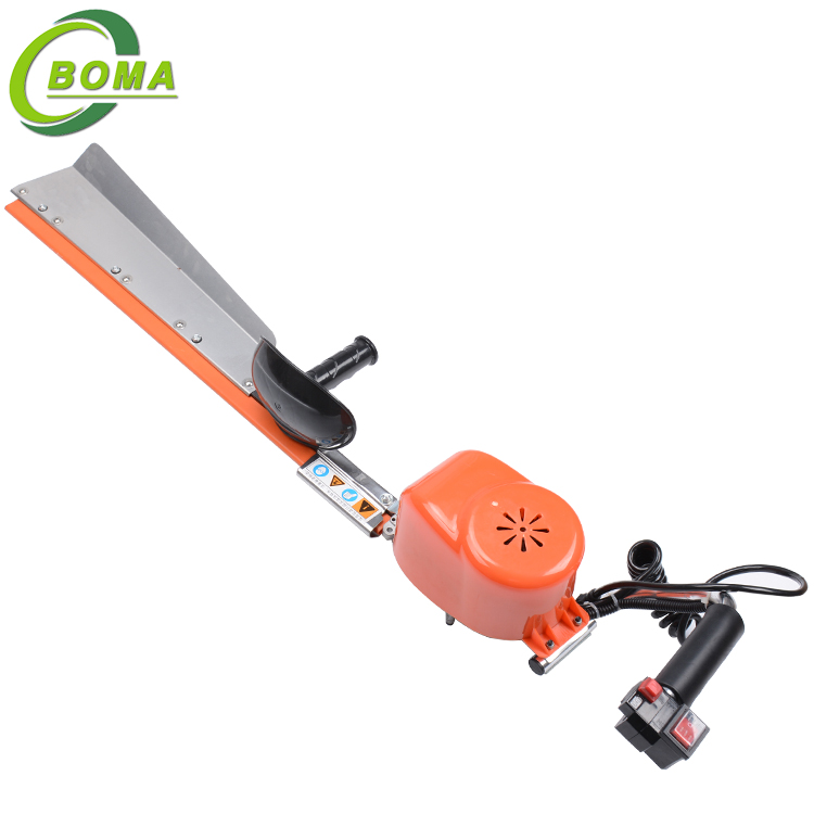Newest Electric Hedge Trimmer with Lithium Battery Backpack for Garden Shrubs And Tea Plantations