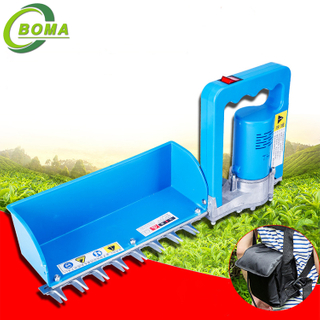 One Man Electric Motor Operated Hand Tea Plucking Machine