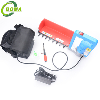 BOMA Tea Harvesting Machine with Light Weight