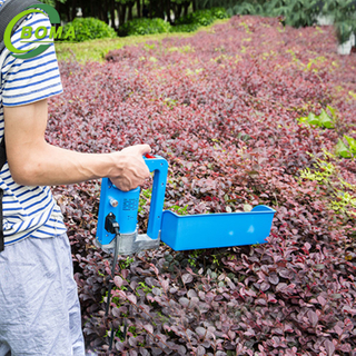 High Efficiency Cordless Tea Harvester for Tea Garden