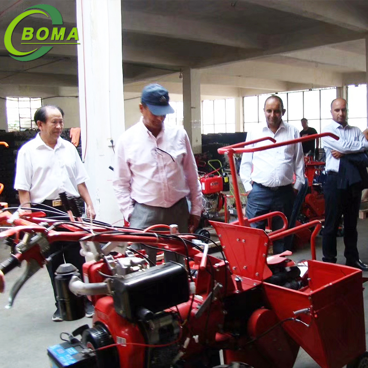 New Invention Tractor Mounted Corn Harvesting Machine for Small Farm