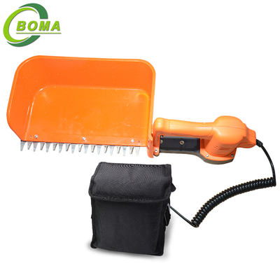 Fashional Waterproof Brushless Mini Tea Harvester for Tea Association