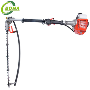 Superior Quality Rotating Curved Gas Hedge Cutters for Municipal Engineering