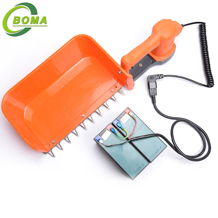 BOMA Brand Waterproof Mini Tea Leaf Harvester for Crops