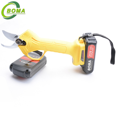 Widely Used Light Weight Electric Pruning Shears for Trimming Hedges