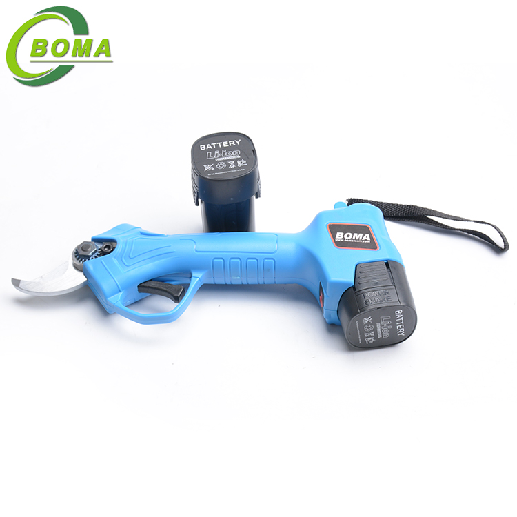 Best Selling Portable Cutting Electric Scissors for Garden Trimming