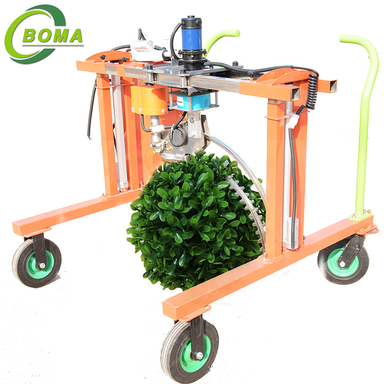 China Suppliers Easy To Operated Buxus Trimming Machine For Bushes