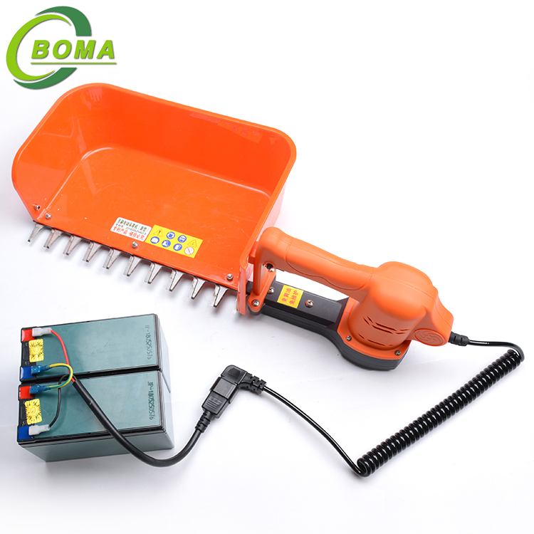 brushless sirlanka tea plucking machine with battery backpack for tea association