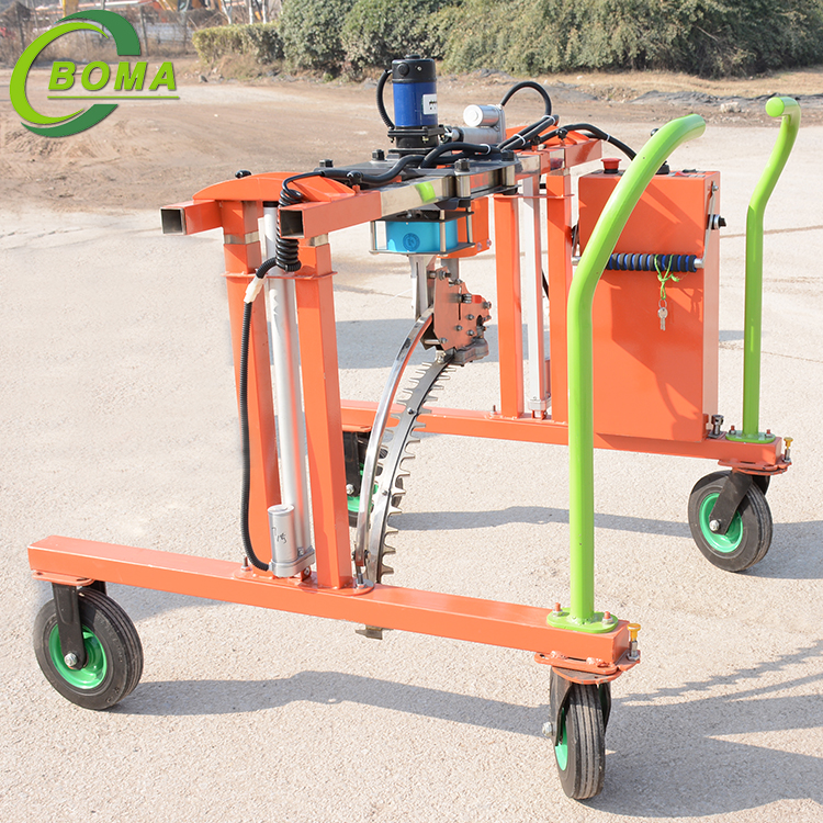 2019 New Invented Automatic Trimming Machine for Buxus And Boxwood